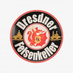 """Blechschild """"Dresdner..."""