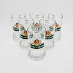 Seidel Glas 6 Stück...