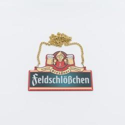 Zapfhahnschild...